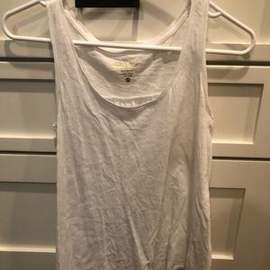 White Lilly Pulitzer tank